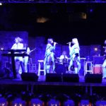 Live performance abba tribute