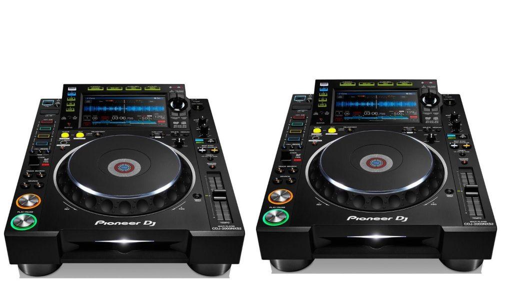CDJ 2000 NXS2